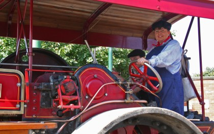 Have a Go Steam Roller Experience