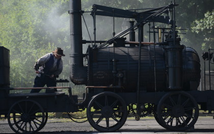 Pockerley Waggonway Puffing Billy