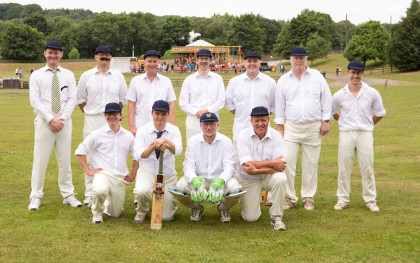 Beamish Colliery Cricket