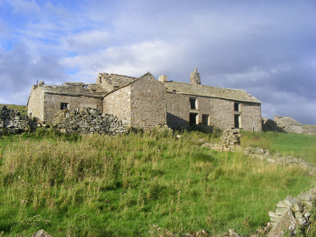 Spain's Field Farm is to be rebuilt at Beamish stone by stone