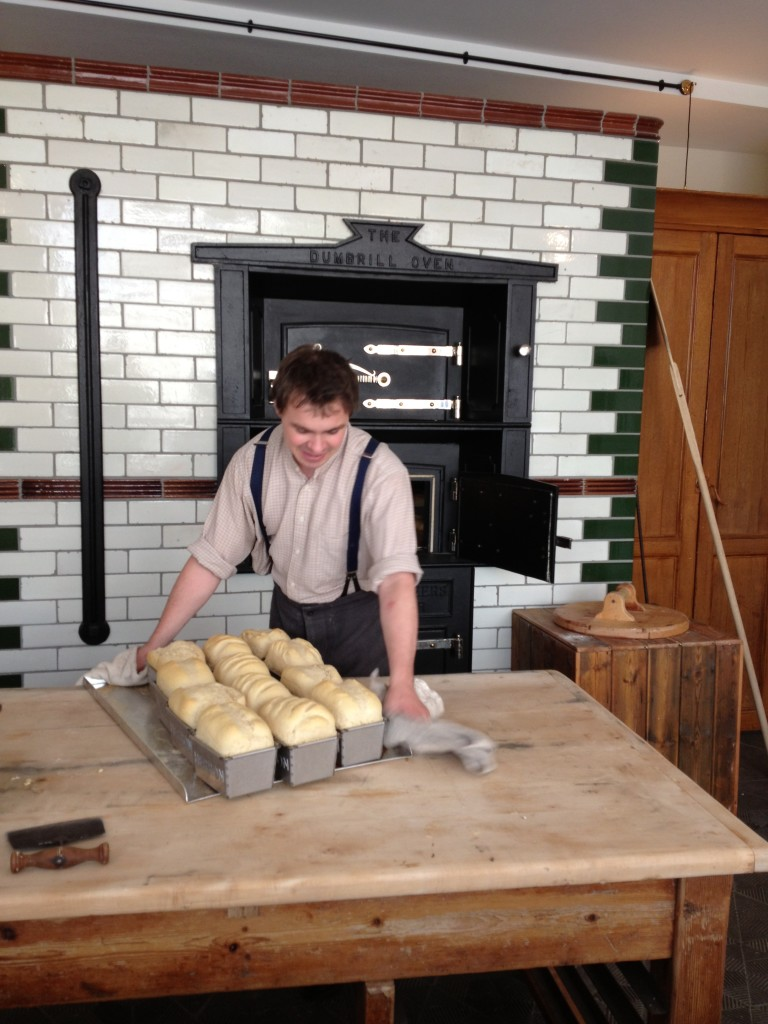 Traditional Bread Making Beamish