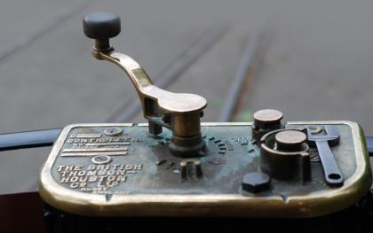 tram controls