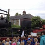 Puffing Billy at Wylam