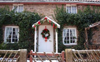 Christmas at Home Farm