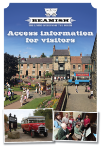 Access information for visitors, accessibility, guide, beamish, museum, north east, wheelchair