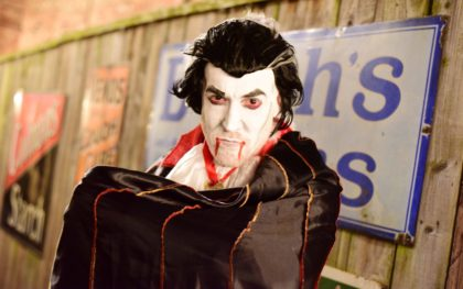Halloween Evenings at Beamish Museum, County Durham