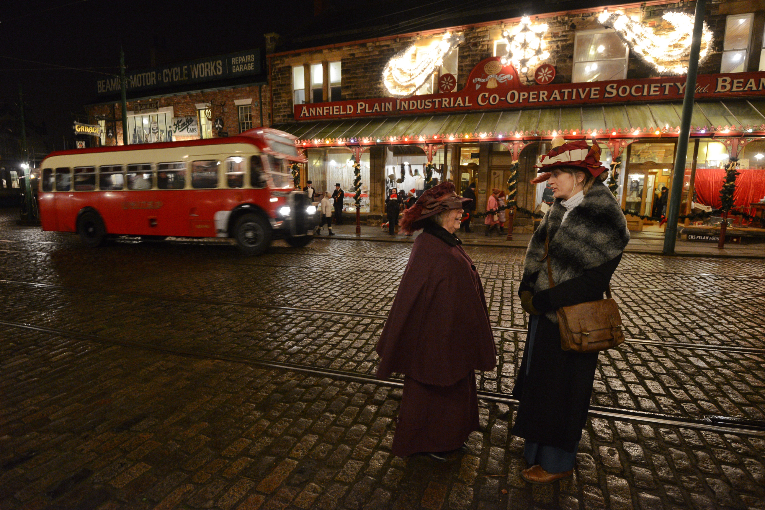 Christmas At Beamish