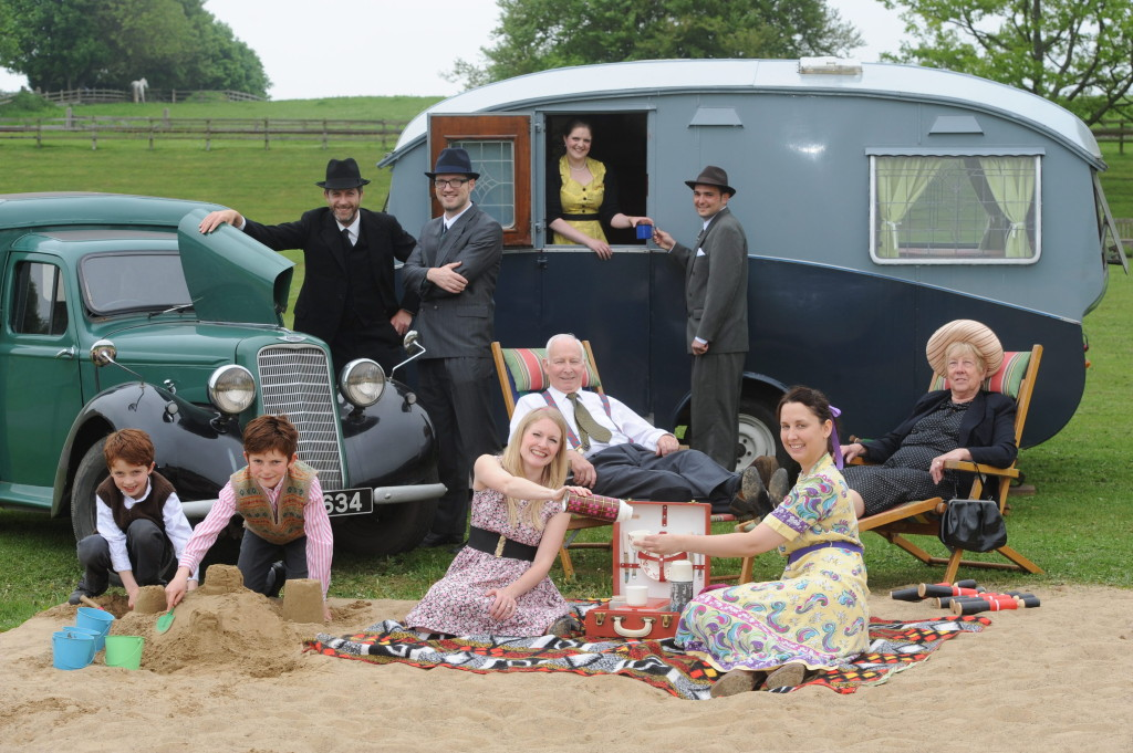 Dated: 20/05/2014 NOT TO BE DISTRIBUTED 1950s life at Beamish Museum, County Durham  #NorthNewsAndPictures/2daymedia
