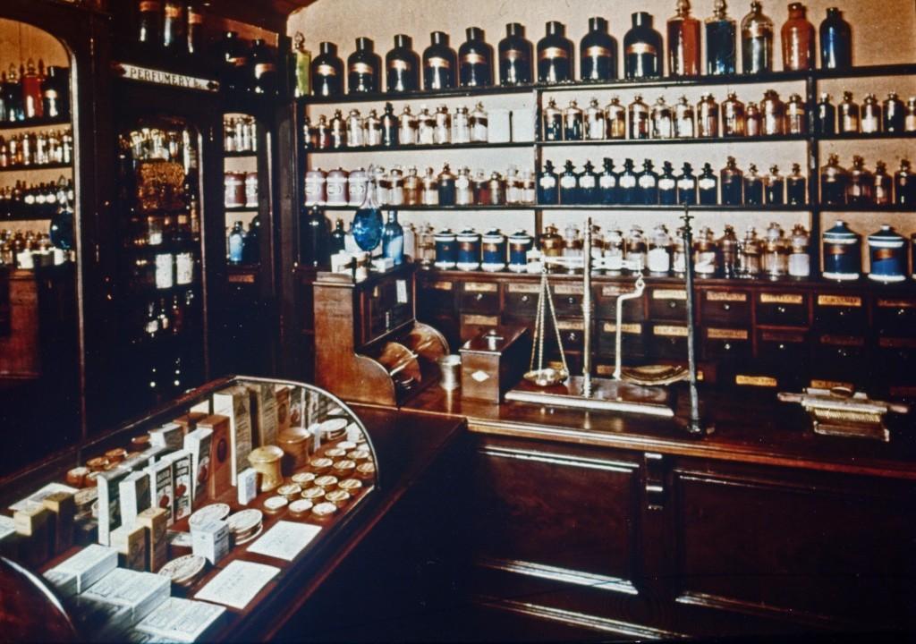 Chemist shop
