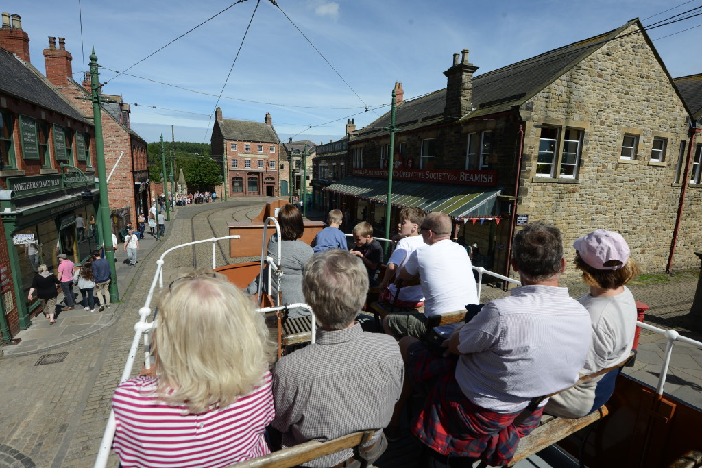 Tram in Town - Group visits to Beamish