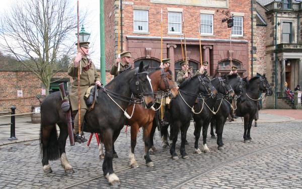 Horses at War