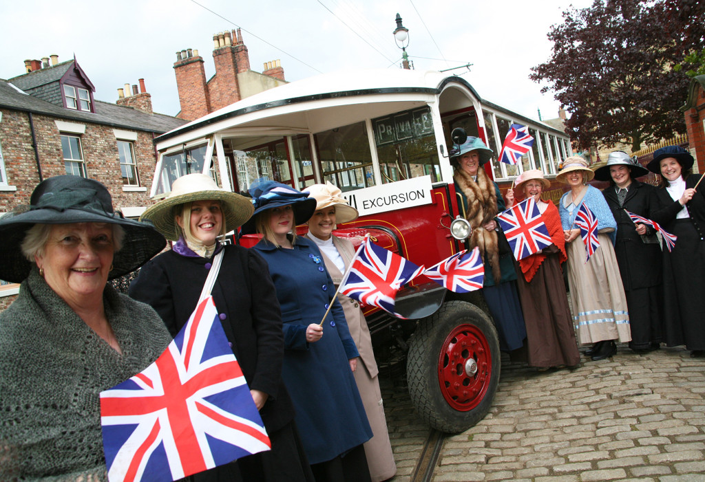 WI Centenary at Beamish Museum