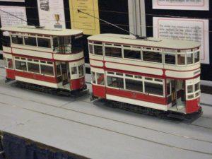 model tramway