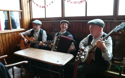 Kiddars Luck Singaround Sunday Folk Music