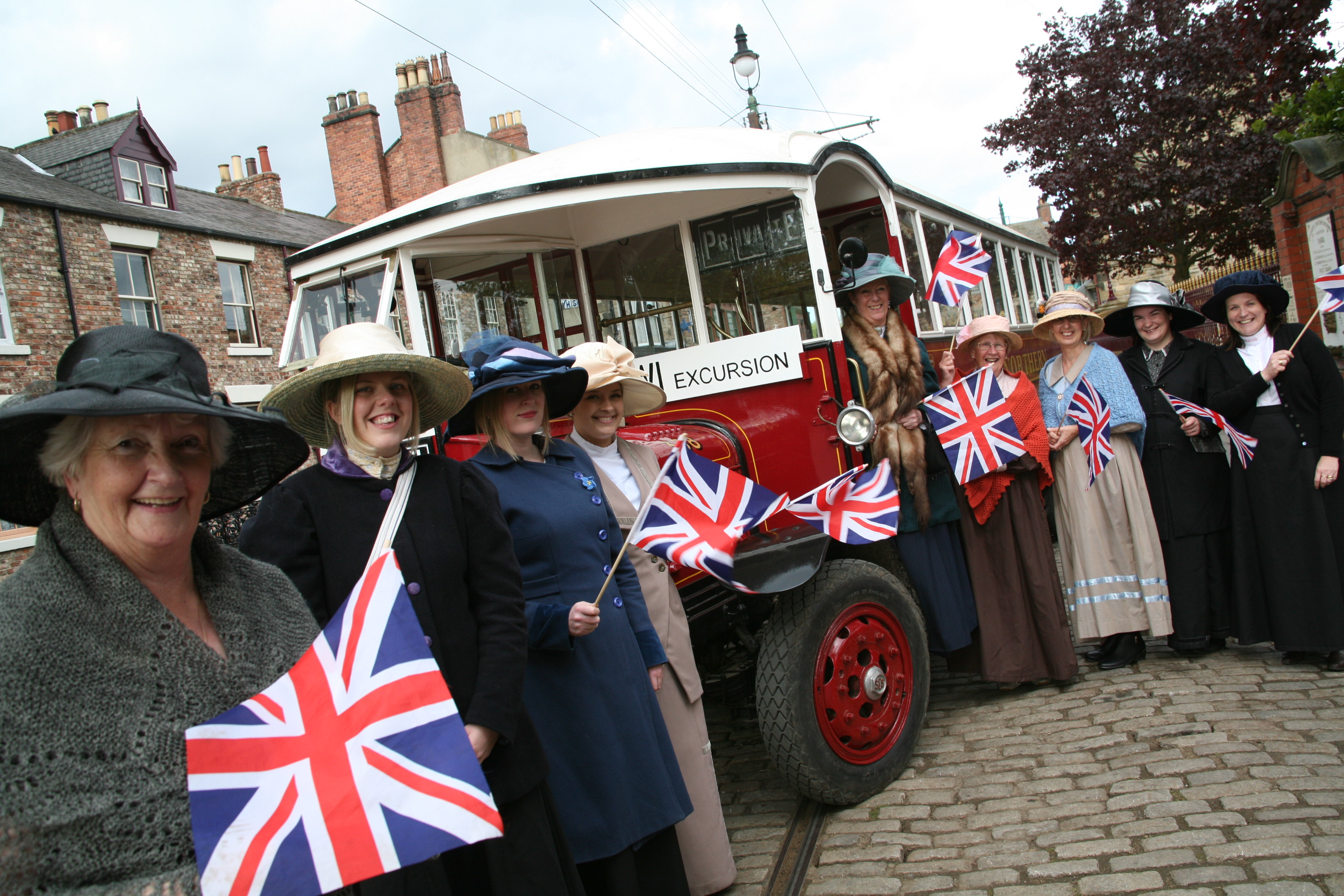 Beamish, Museum, Attraction, North East, Events, England, Great Day Out, Top Ten Places, Family Friendly, Dog Friendly, Victorian, 1940s, World War Two, 1950s, Festival, Transport, Costume, Learning, Award, group, travel.