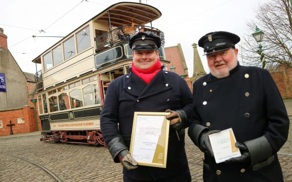 Beamish Museum, County Durham, Large Visitor Attraction of the Year, North East England Tourism Awards 2017