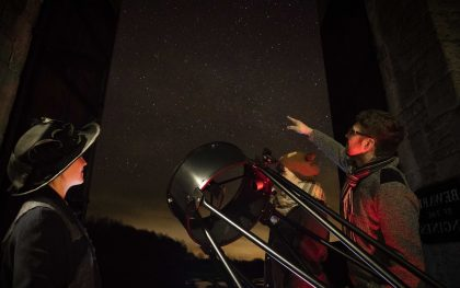 Beamish Stargazing, Sunderland Astronomical Society, Beamish Museum