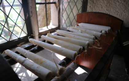 Have A Go at Candle Making at Beamish Musuem