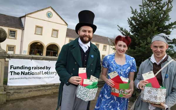 Beamish is taking part in the National Lottery Thanks To You Campaign on Wednesday, 27th November 2019.