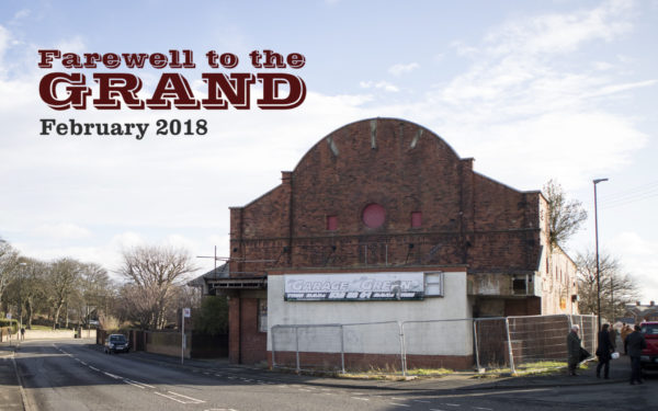 Farewell to the Grand