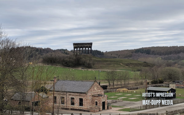 Penshaw Monument to move to Beamish Museum