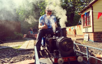 Miniature Railway, Beamish Museum County Durham North East