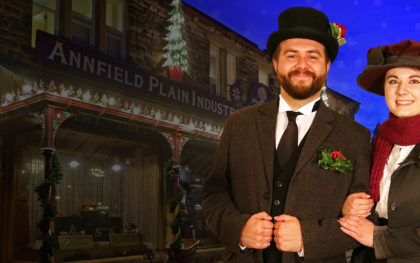Christmas Evenings at Beamish Museum, the Living Museum of the North
