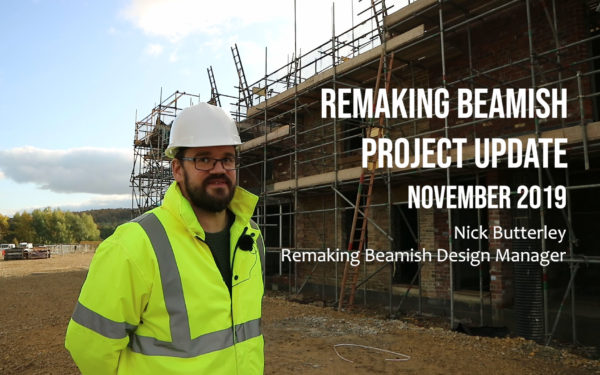 Remaking Beamish project update November 2019