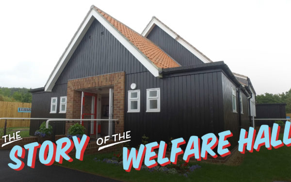 Story of the Welfare Hall, Remaking Beamish