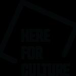 Capital Kickstart Fund. Here for Culture Logo