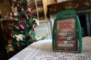 Beamish Museum Christmas Gift Guide - Beamish Top Trumps