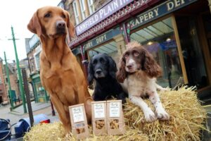 Beamish Museum Christmas Gift Guide - Dog Biscuits