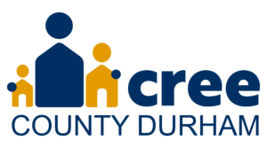 County Durham CREE programme logo
