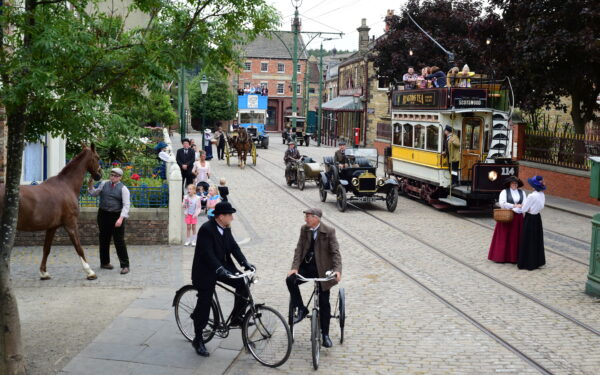1900s Town at Beamish Museum