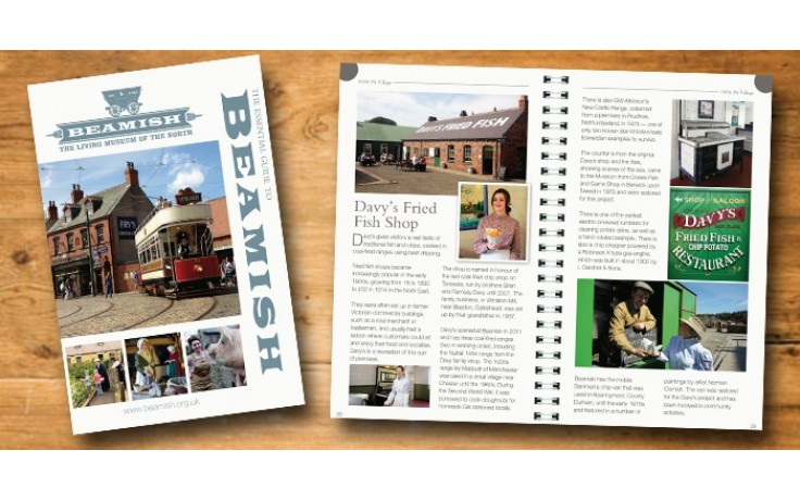 Beamish Museum Guide Book