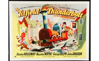 Festival of 50s Cinema Evening - The Titfield Thunderbolt